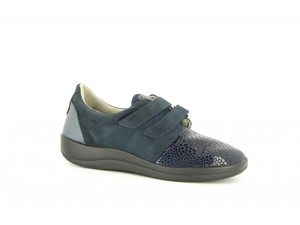 Terapeutická obuv Varomed Symi - námořnická modř