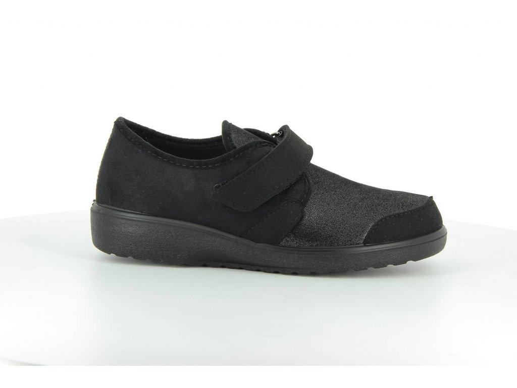 Terapeutická obuv Varomed Salzburg - černá