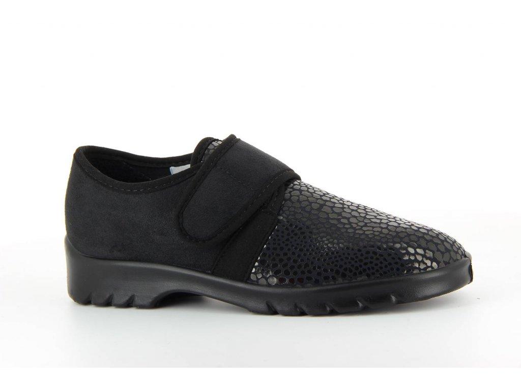 Terapeutická obuv Varomed Strasbourg - černá