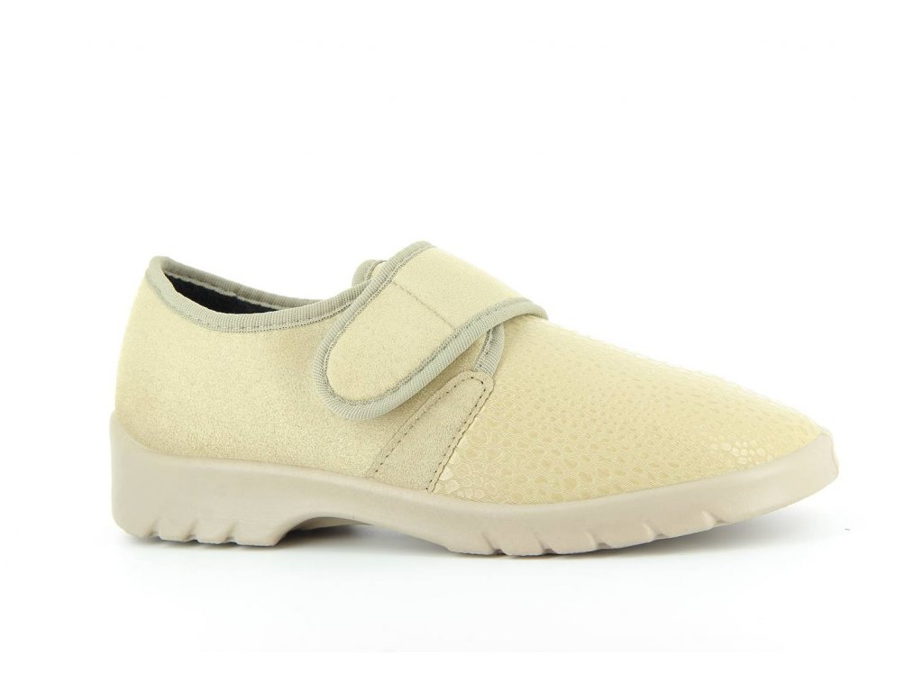 Terapeutická obuv Varomed Strasbourg - písková