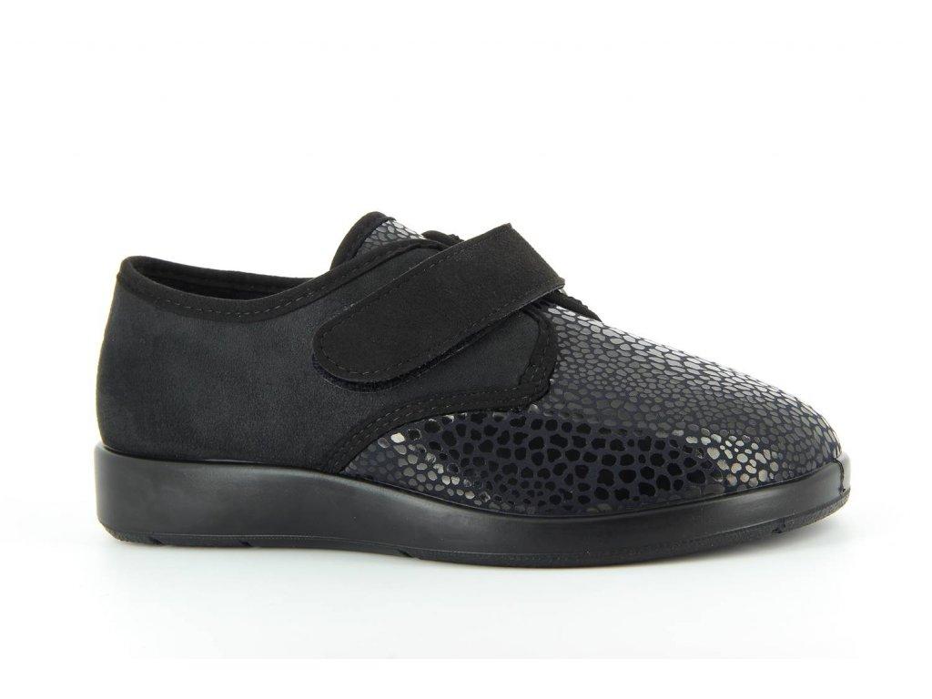 Terapeutická obuv Varomed Zürich - černá