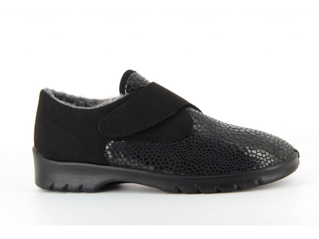 Terapeutická obuv Varomed Ittenheim - černá
