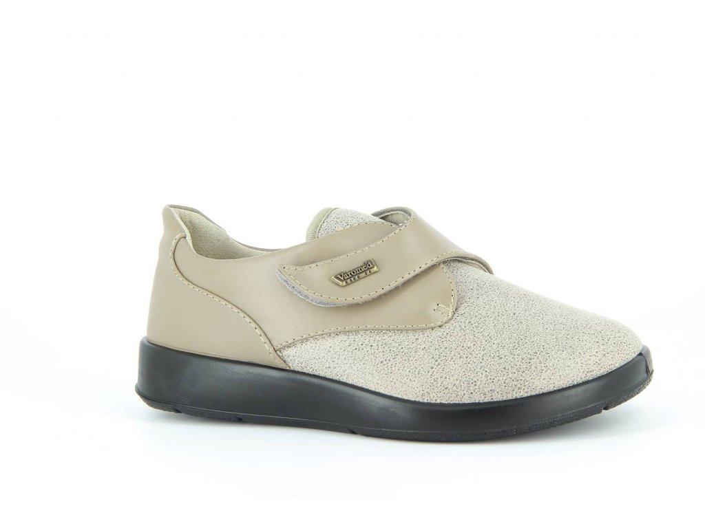 Terapeutická obuv Varomed Teneriffa - stone