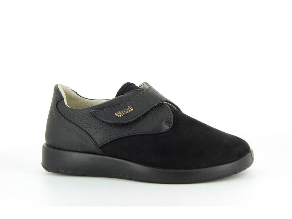 Terapeutická obuv Varomed Teneriffa - černá