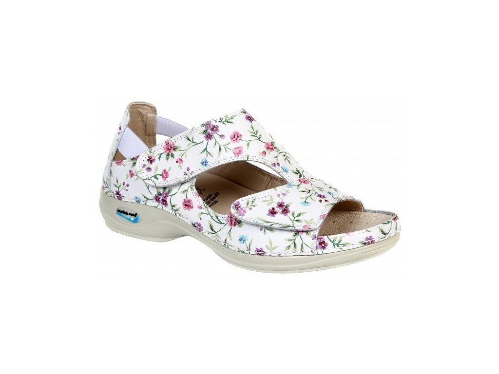 553 4 praga pracovni sandalek s kvety wg35f33 nursing care 3