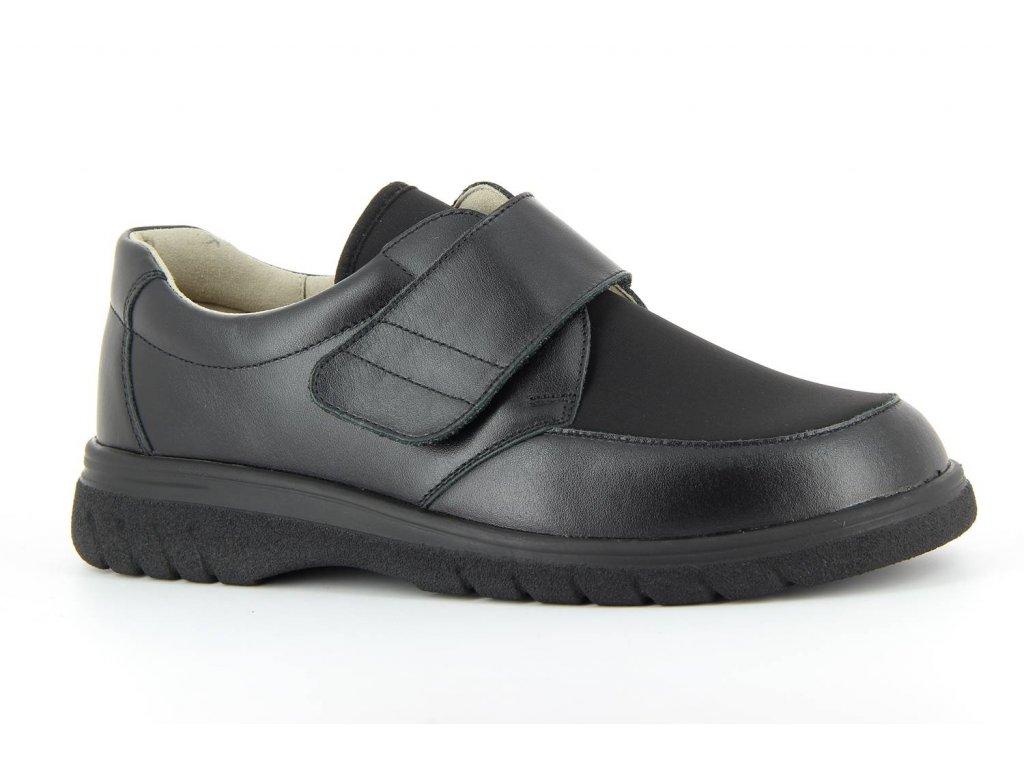 Terapeutická obuv Varomed Tirana - černá