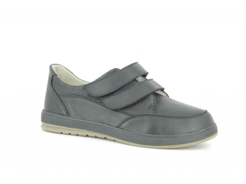 Terapeutická obuv Varomed Memphis - černá