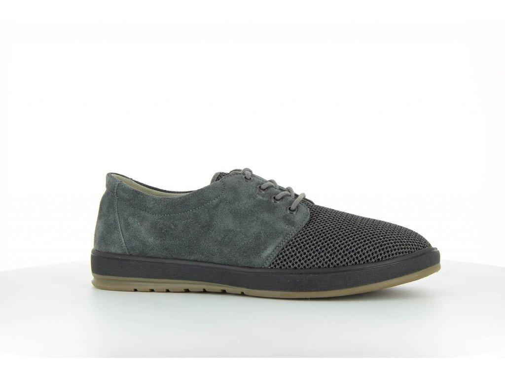 Terapeutická obuv Varomed Atlanta - šedá