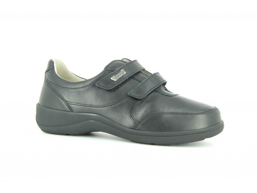 Terapeutická obuv Varomed Catania - černá