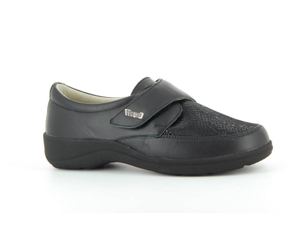 Terapeutická obuv Varomed Tallinn - černá
