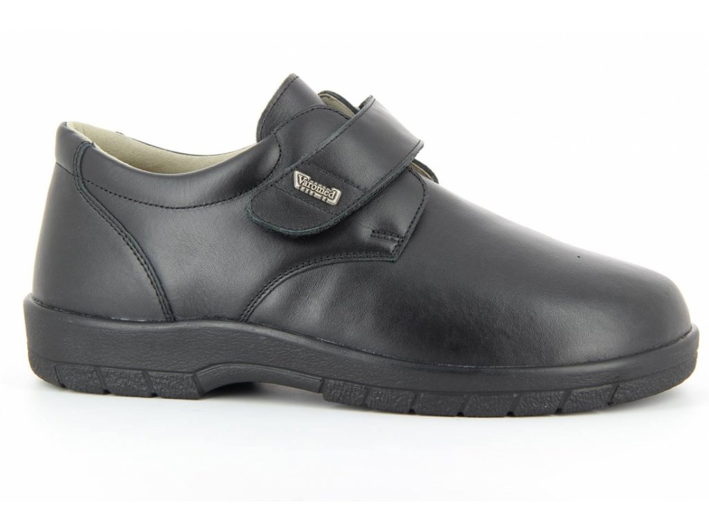 Terapeutická obuv Varomed Oslo - černá