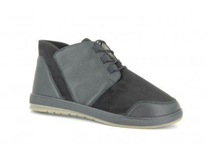 Terapeutická obuv Varomed Detroit - černá