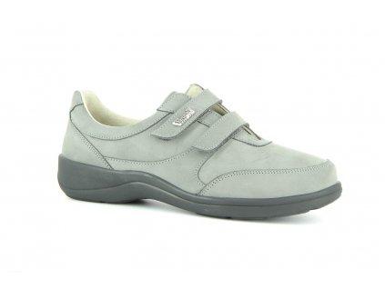 Terapeutická obuv Varomed Catania - šedá