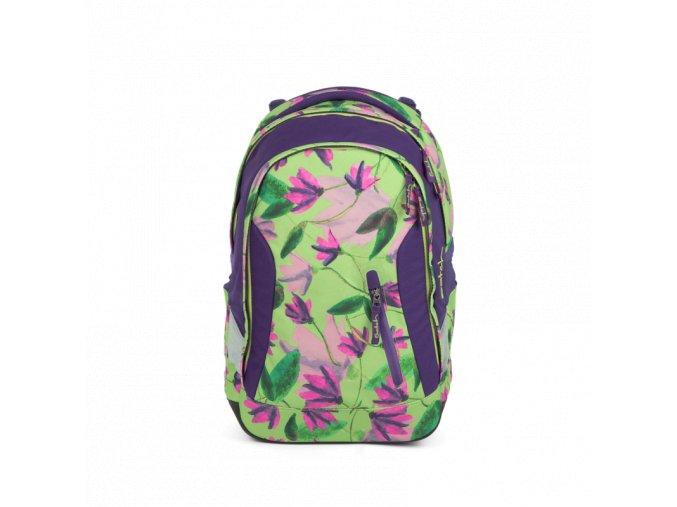 SAT SLE 001 9H5 satch sleek Rucksack Ivy Blossom 01 800x800