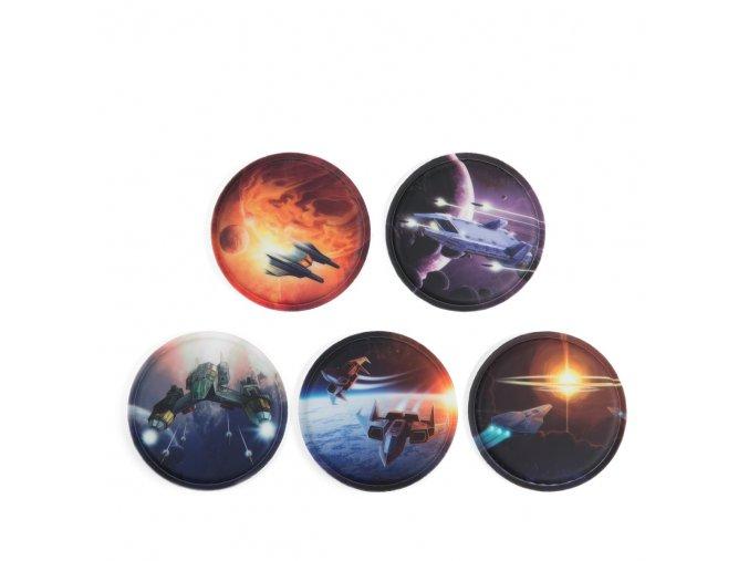 ERG KLE 002 033 Kletties Vesmírné lodě