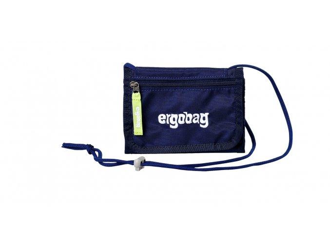 ERG WAL 001 301 Brustbeutel Blau1