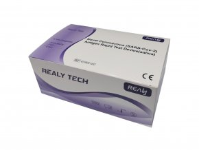 Novel Coronavirus (SARS-Cov-2) Rapid Test Device Saliva (5ks)