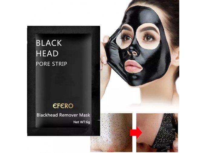 Black Head - Slupovací, vysoce efektivní pleťová maska