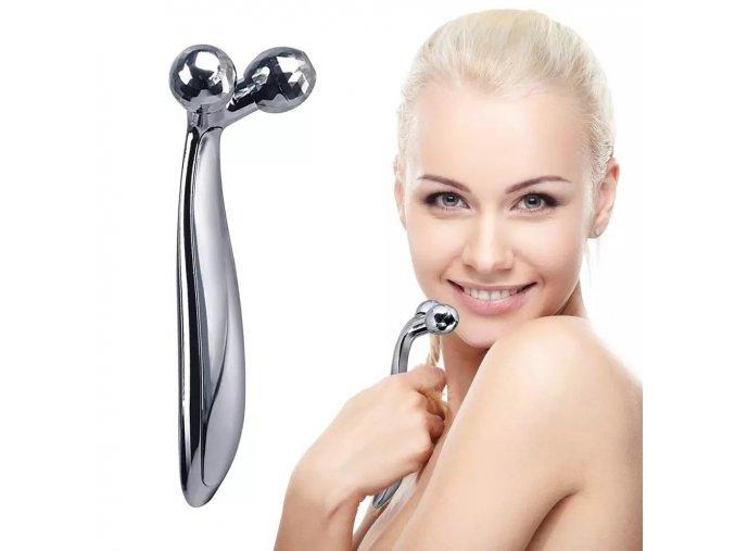 Kosmetický 3D masážní přístroj