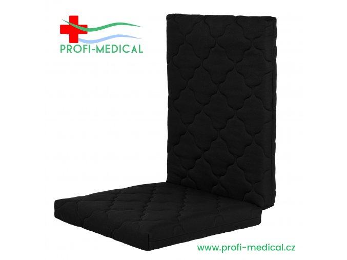 Zdravotní ortopedický podsedák s opěrou Profi MedicalPur 1