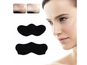 Čistící náplast na nos pro hloubkové, rychlé a efektivní čištění nosu od černých teček, zanesené póry a akné 4