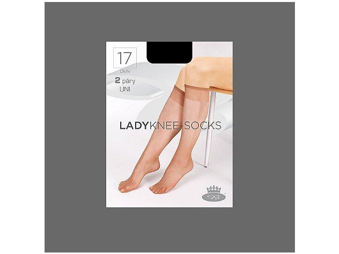 Lady knee socks fumo web