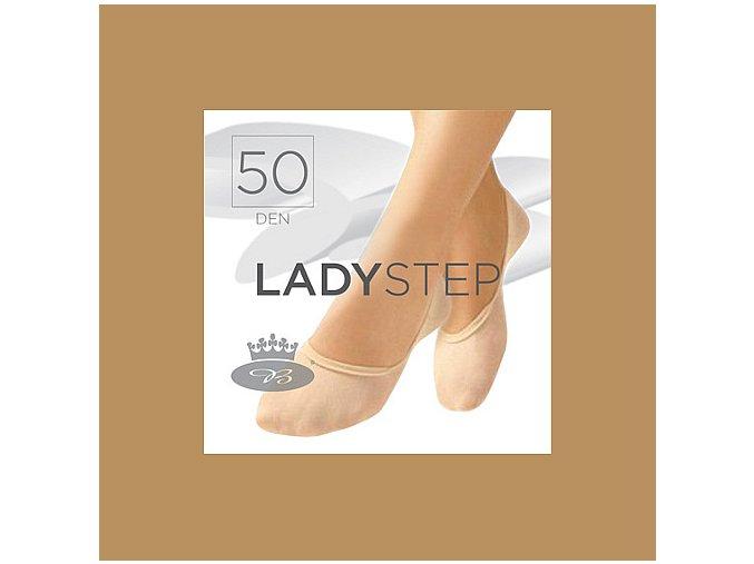 Lady step beige