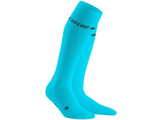 1280x1280 Neon Socks neon blue WP20BG WP30BG front 2