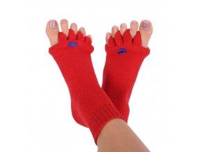 Adjustační ponožky RED