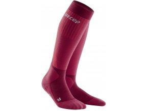 1280x1280 Winter Run Socks grey black WP50TU m WP40TU w pair