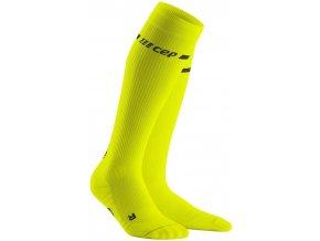 1280x1280 Neon Socks neon yellow WP20AG WP30AG front 2