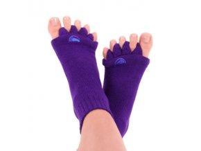 Adjustační ponožky PURPLE