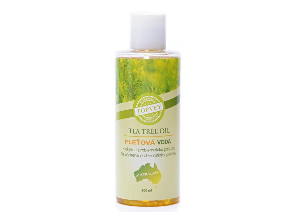 Tea tree oil voda