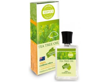 Topvet Tea Tree Oil 100% 10 ml