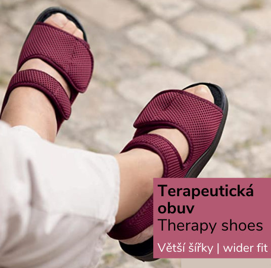 Terapeutická obuv