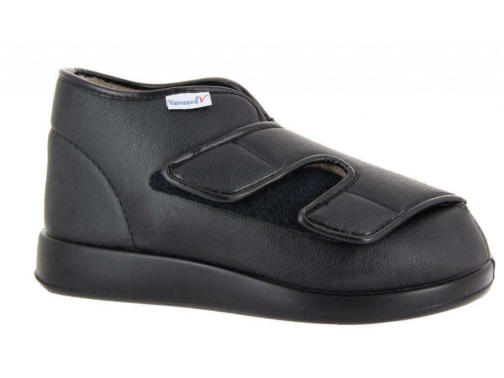 Zimní boty pro široké nohy Varomed London 60929 - Medicia 036f5b1587