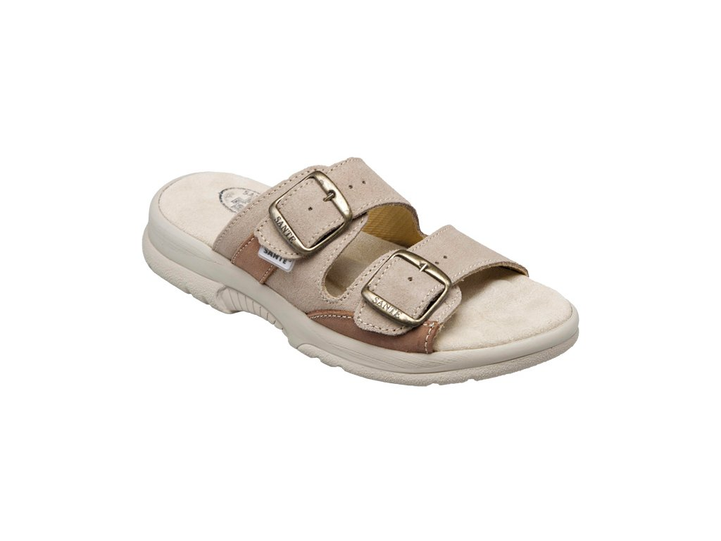 267b0a0cf6d Santé zdravotní obuv N 517 33 28 47 SP dámská béžová - Medicia