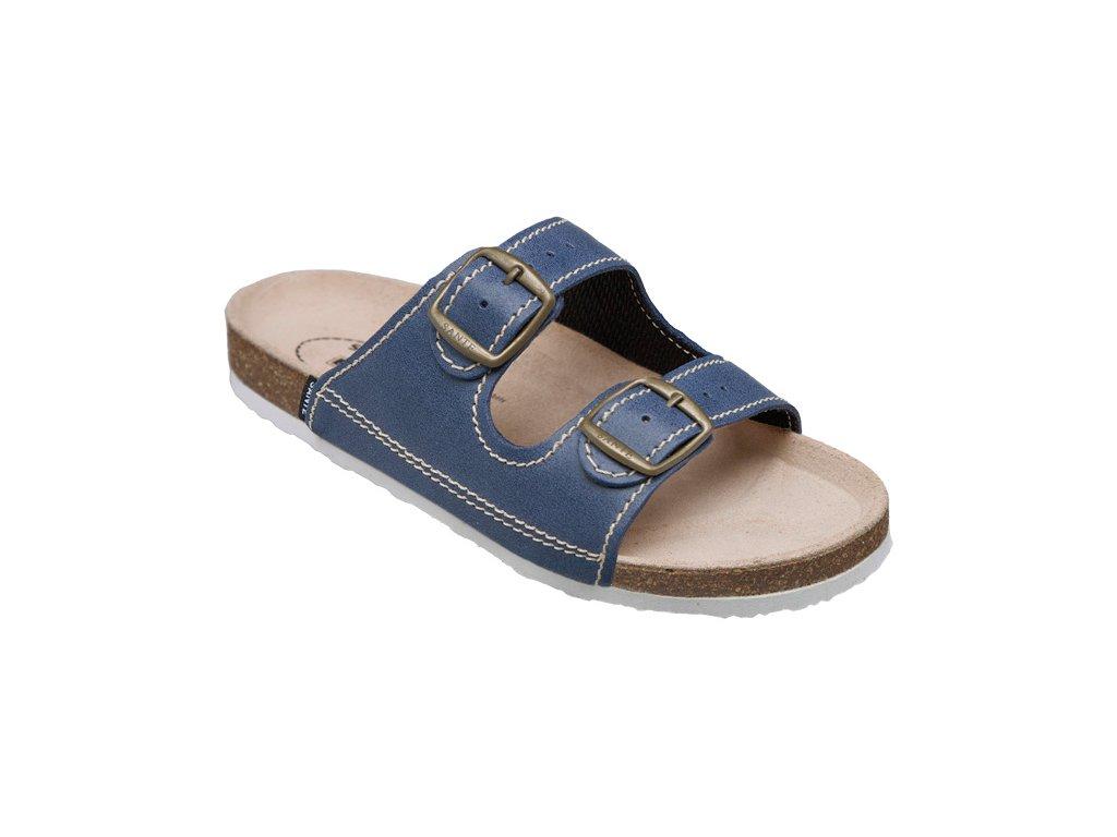 Santé zdravotní obuv D 21 86 BP dámská modrá - Medicia e1d8d4ad7b