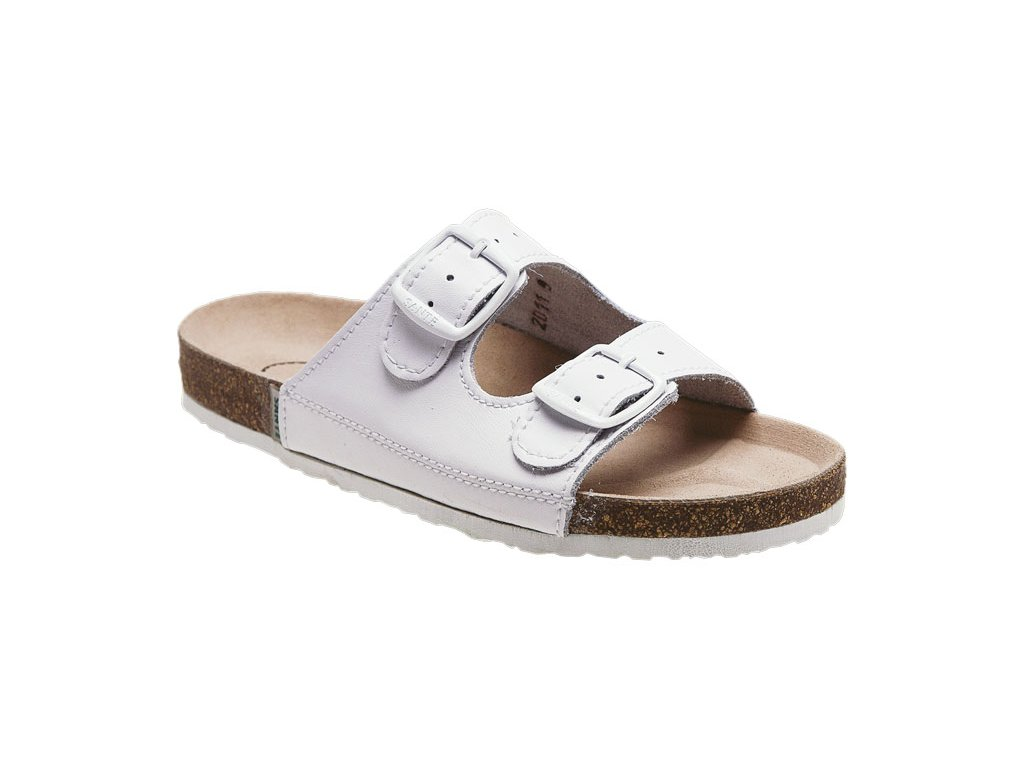 Santé zdravotní obuv N 21 10 dámská bílá - Medicia 678644a8cd