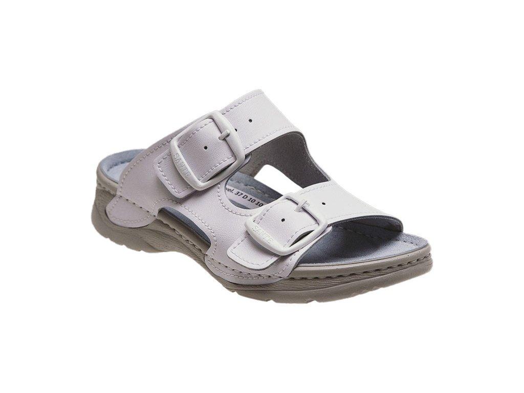 Santé zdravotní obuv D 10 10 dámská bílá - Medicia 40c141f8e5