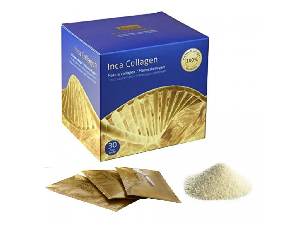 inca collagen official