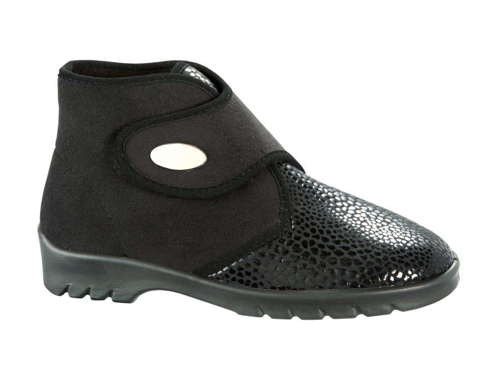 31cedfc5e5 Dámské kotníčkové boty Varomed Helsinki 31511 - Medicia