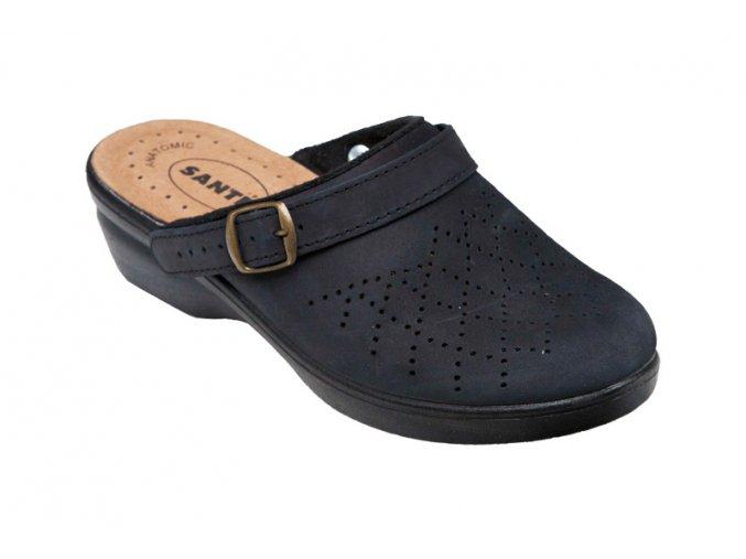 Santé zdravotní obuv PO/5284 dámská černá