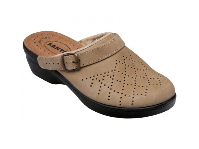 Santé zdravotní obuv PO/5284 dámská béžová