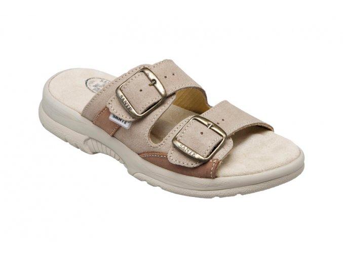 Santé zdravotní obuv N/517/33/28/47/SP dámská béžová