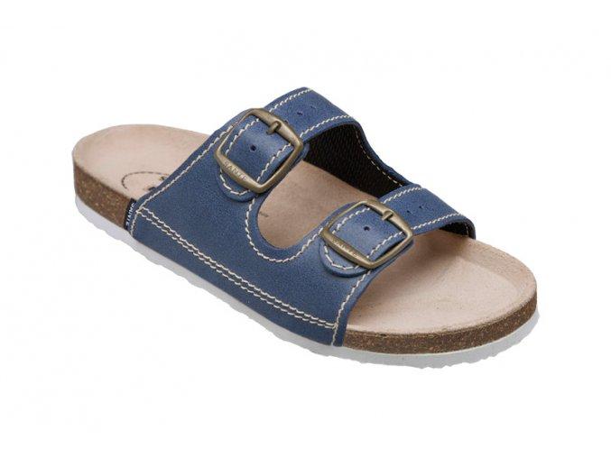 Santé zdravotní obuv D/21/86/BP dámská modrá