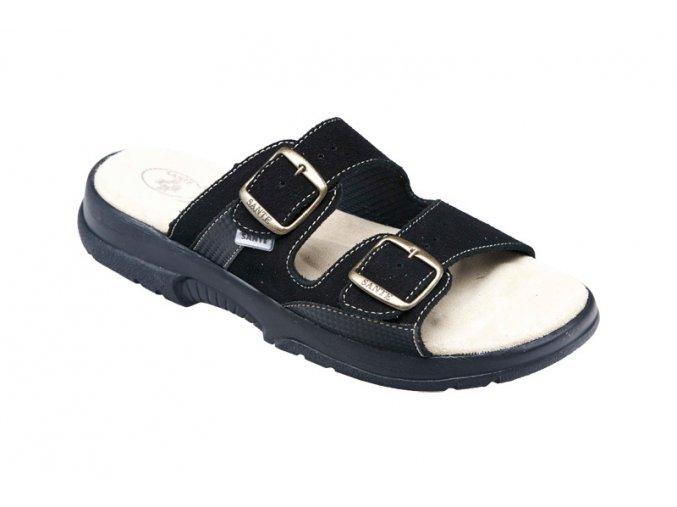 Santé zdravotní obuv N/517/33/68/CP dámská černá