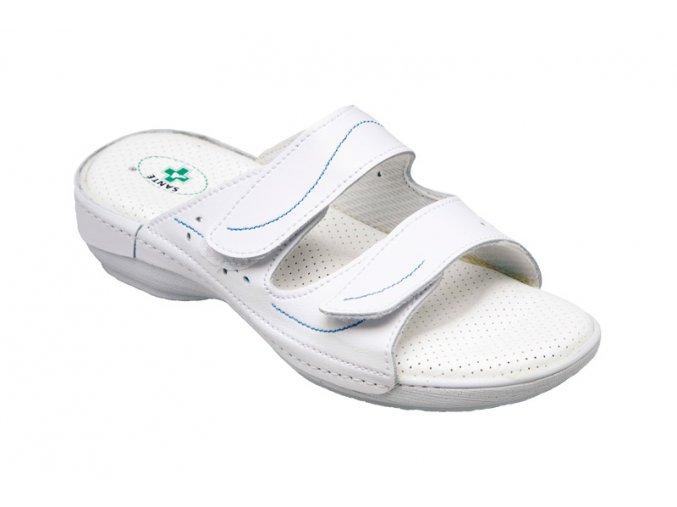 Santé zdravotní obuv N/124/1/10/B dámská bílá
