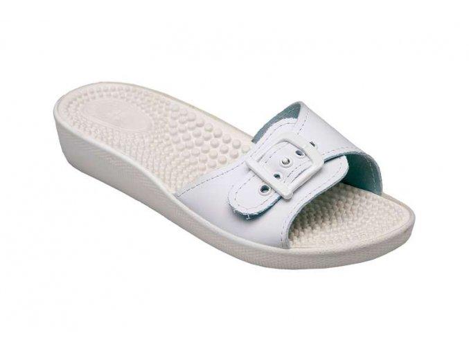 Santé zdravotní obuv SI/03C1 dámská bílá