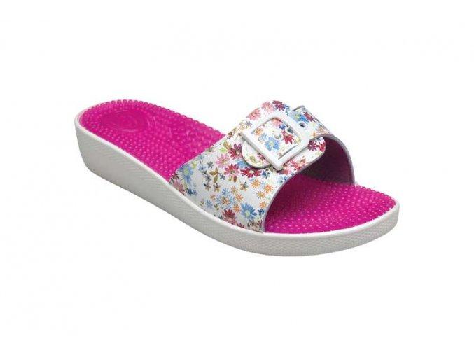 Santé zdravotní obuv SI/03C dámská růžová